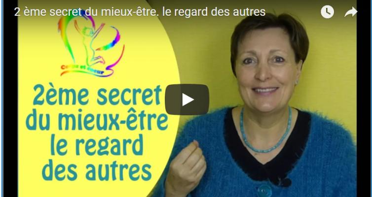vignette de la vidéo 2ème secret du mieux-être du site corpsetcoeur.com