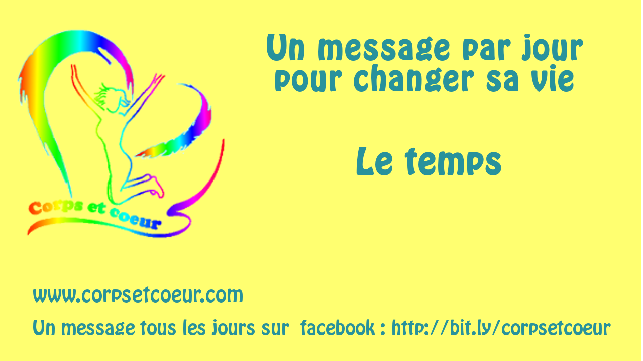 clip le temps corpsetcoeur.com