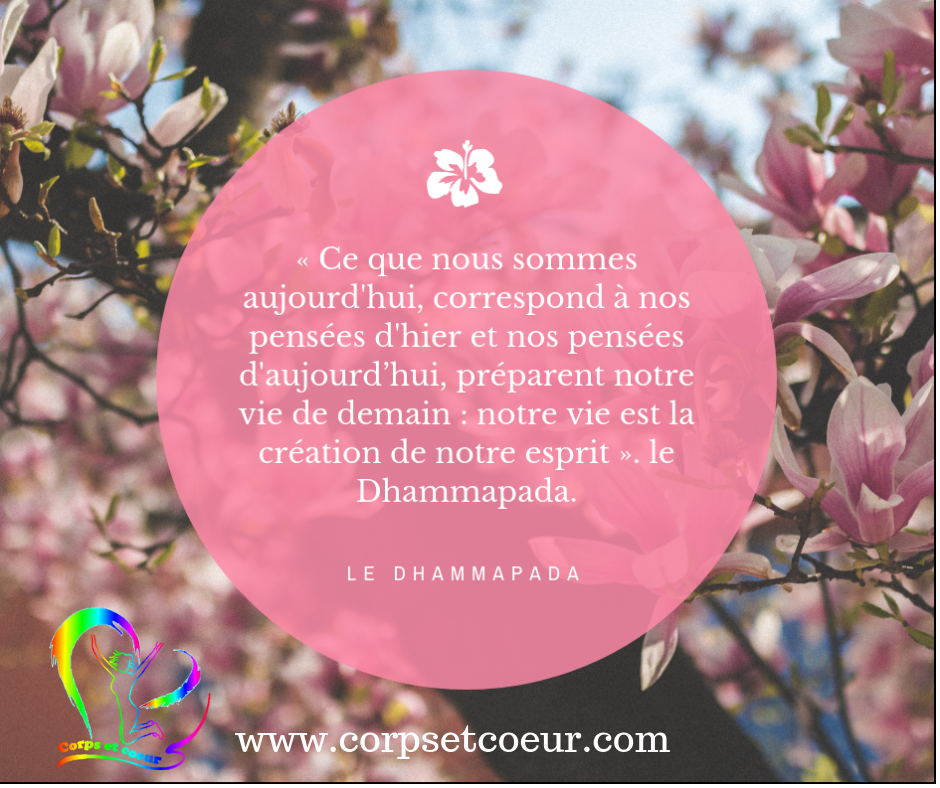 citation de Dhammapada