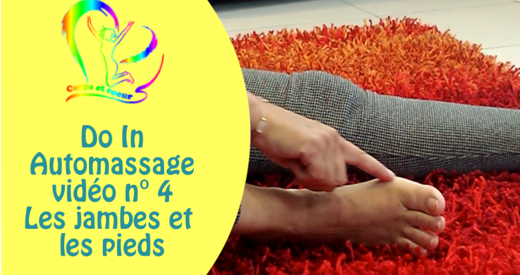 do in les jambes et les pieds